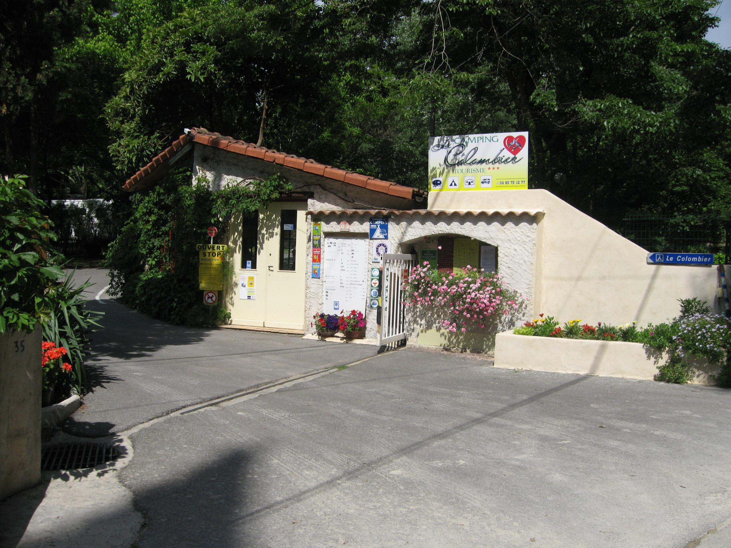 Camping - CaravaningLe Colombier
